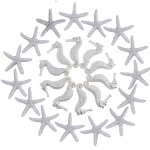 comprar estrellas de mar decorativas y caballitos de mar economicos